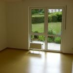 Wohnzimmer einer 2-Zimmer-Wohnung