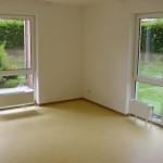 Wohnzimmer einer 3-Zimmer-Wohnung